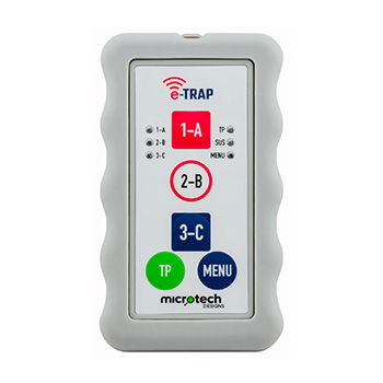 E-TRAP 4 CHANNEL REMOTE