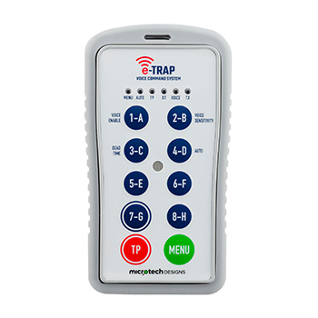 E-TRAP VOICE COMMAND SYSTEM